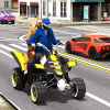 ATV四轮摩托:现代城市出租车司机