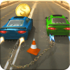 Chained Car Stunt Racing