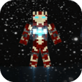 Mod Iron Heroes for MCPE