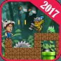 2017 Happy Jump Jungle Boy