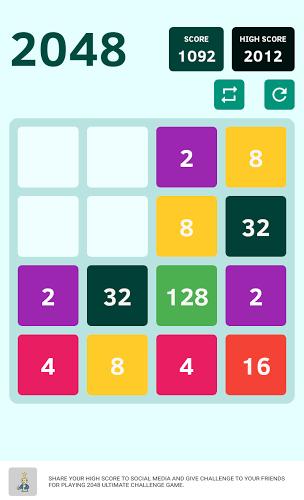 2048 Ultimate Challenge下载_最新版_攻略_安卓版_九游就要你好玩