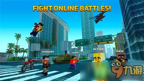 《像素城市战争》6.2.1版本更新 僵尸岛来袭