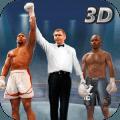Thai Box Fighting Tiger 3D