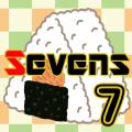 Rice ball Sevens (card game)