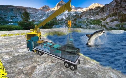 海洋动物运输卡车电脑版