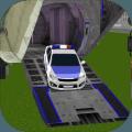 不公正警察货物队