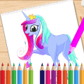 How To Draw Little Ponny