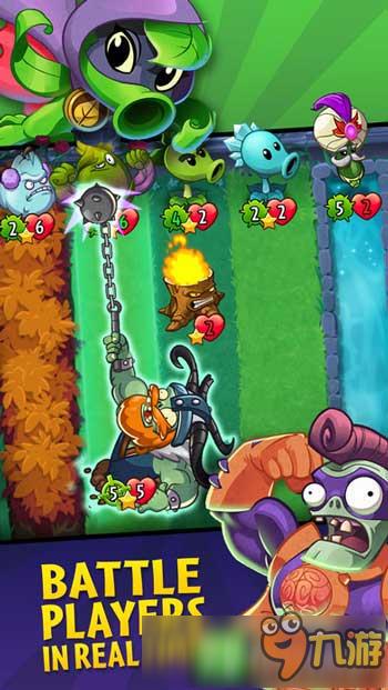 《植物大战僵尸英雄》版本更新 全新战略牌组等你体验