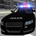 Police Car Drift 3D