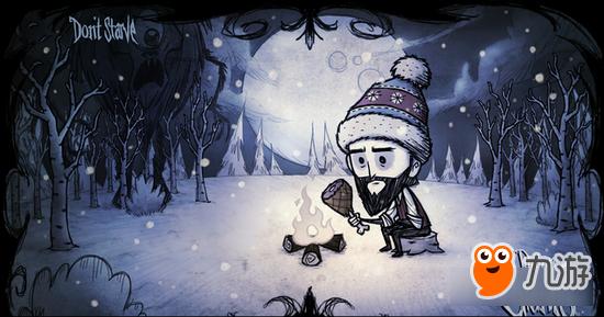 饥荒 游戏攻略  冬天是从游戏的第19天开始,持续17天,这段时间是最