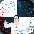 PSY Piano Tiles