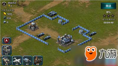 《钢铁战争》新手怎么玩 钢铁战争新手攻略之战斗篇
