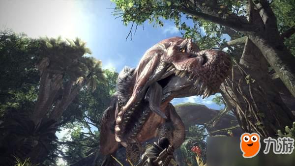 《怪物猎人世界》服务器不锁区 支持Xbox One X优化