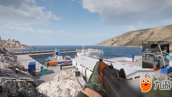 《武装突袭3》衍生新作《Argo》上架Steam 支持中文