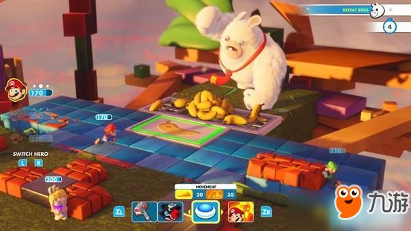 《马里奥疯狂兔子:王国之战》获E3游戏评论家大奖!