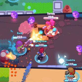 矿星之争Brawl stars抢劫模式怎么玩 抢劫模式玩法介绍