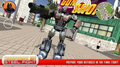机器人: 钢铁战