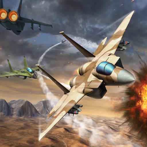 《空战争锋》指尖上的真实3D空战体验