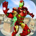 超级英雄 : 犯罪市拯救