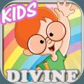 ABC儿童亲子游戏 - 看图猜字