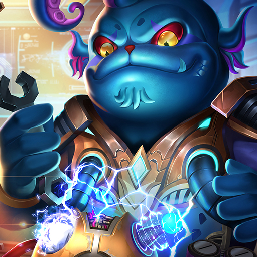 《英雄使命》外形来客:克罗米 谜一样的机械师
