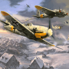 Fire Wings 战机和飞机 War 战争游戏 Warplane