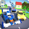 Crossy Brakes - Blocky Driving Game