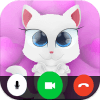 Call Simulator For Talk Angela