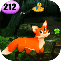 Cute Red Fox Rescue Game
