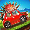 Angry Bunny Race: Jungle Road