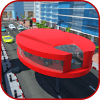 Elevated Bus Simulator: Futuristic Concept Driver