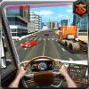 城市公路卡车赛车手:传奇交通赛