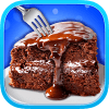 Chocolate Cake - Sweet Desserts Food Maker