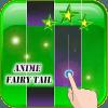 Anime fairy tail piano
