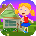 Play School Girl Rescue Best Escape Game-274