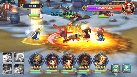 三国go:三国无双策略游戏
