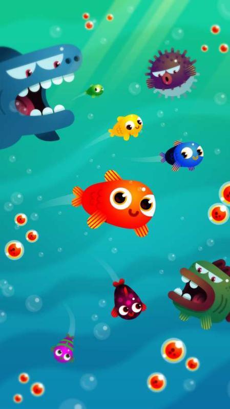 行鱼流水_截图