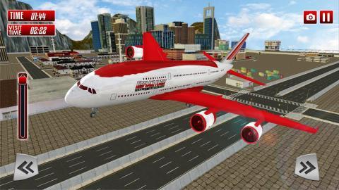 游客 运输车 飞机 飞行 模拟器 2018电脑版