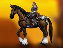 《狩游世界》栗色马坐骑曝光