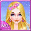 Flower Girl - Princess Makeup Salon Games