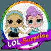 LOL Princess surprise opening Dolls
