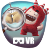Oddbods Hot & Cold Hidden Object VR Game