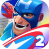 Legend Captain:Avengers Fight Street Beatem-Up 3D