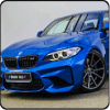 Car driving simulator BMW