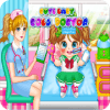 Cute Baby Doctor - dress up fashion games for girl