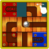Unblock and Roll the Ball - Sliding Puzzle Game