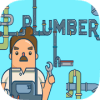 Uncle Plumber connect the pipe