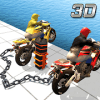 Chained Bikes Racing 3D