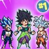 Ultra Super Saiyan Battle