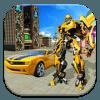 Autobots Robot Car War
